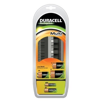 Duracell Universal Multi Charger (DURCEF22)